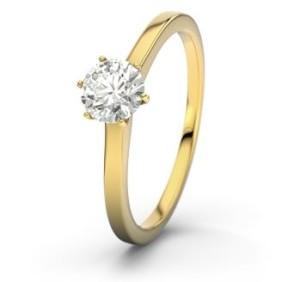 Verlobungsringe Gelbgold