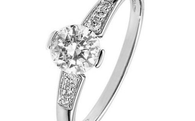 Zirkonia vs. Diamant