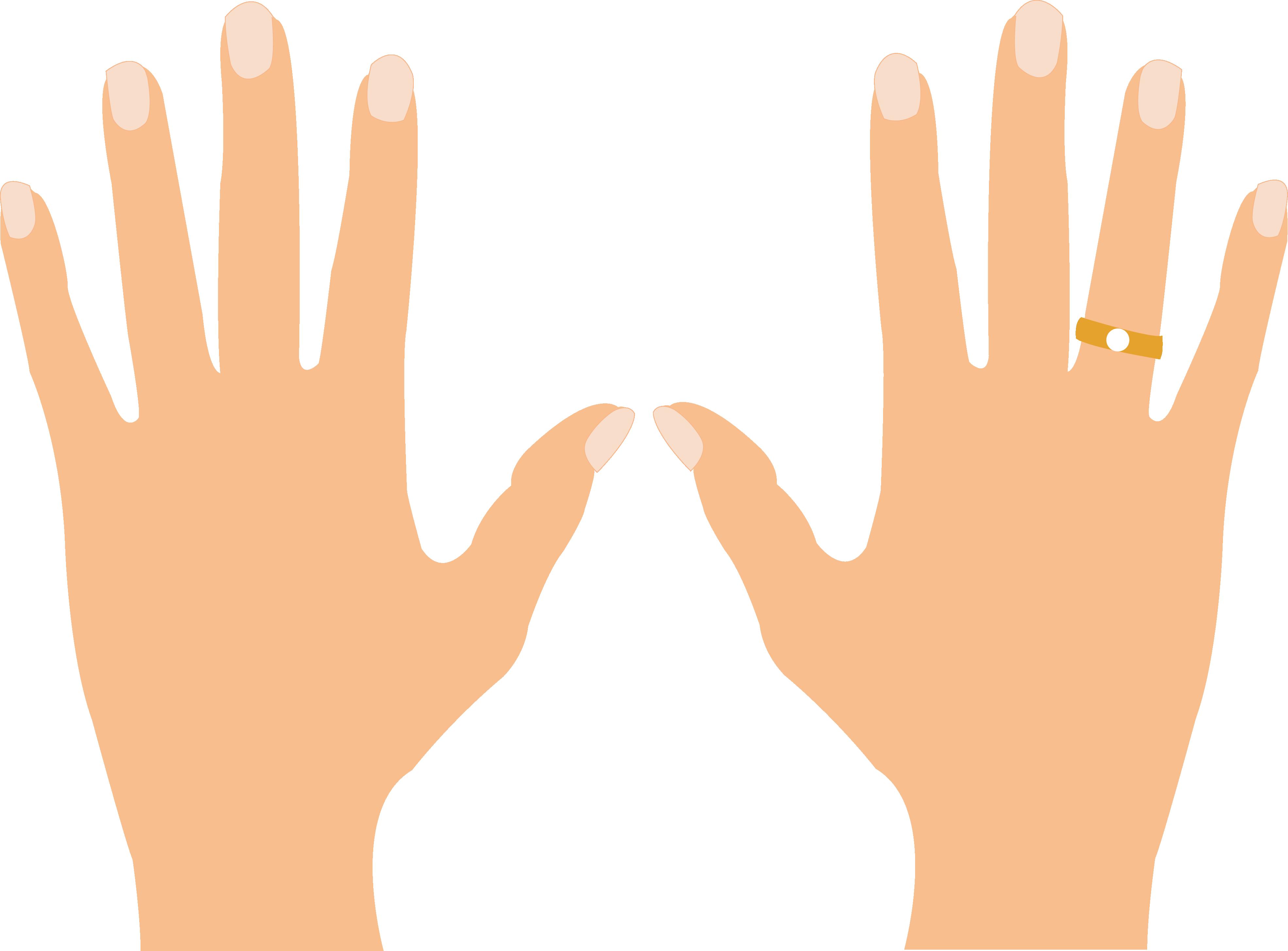 an welcher hand kommt der ehering