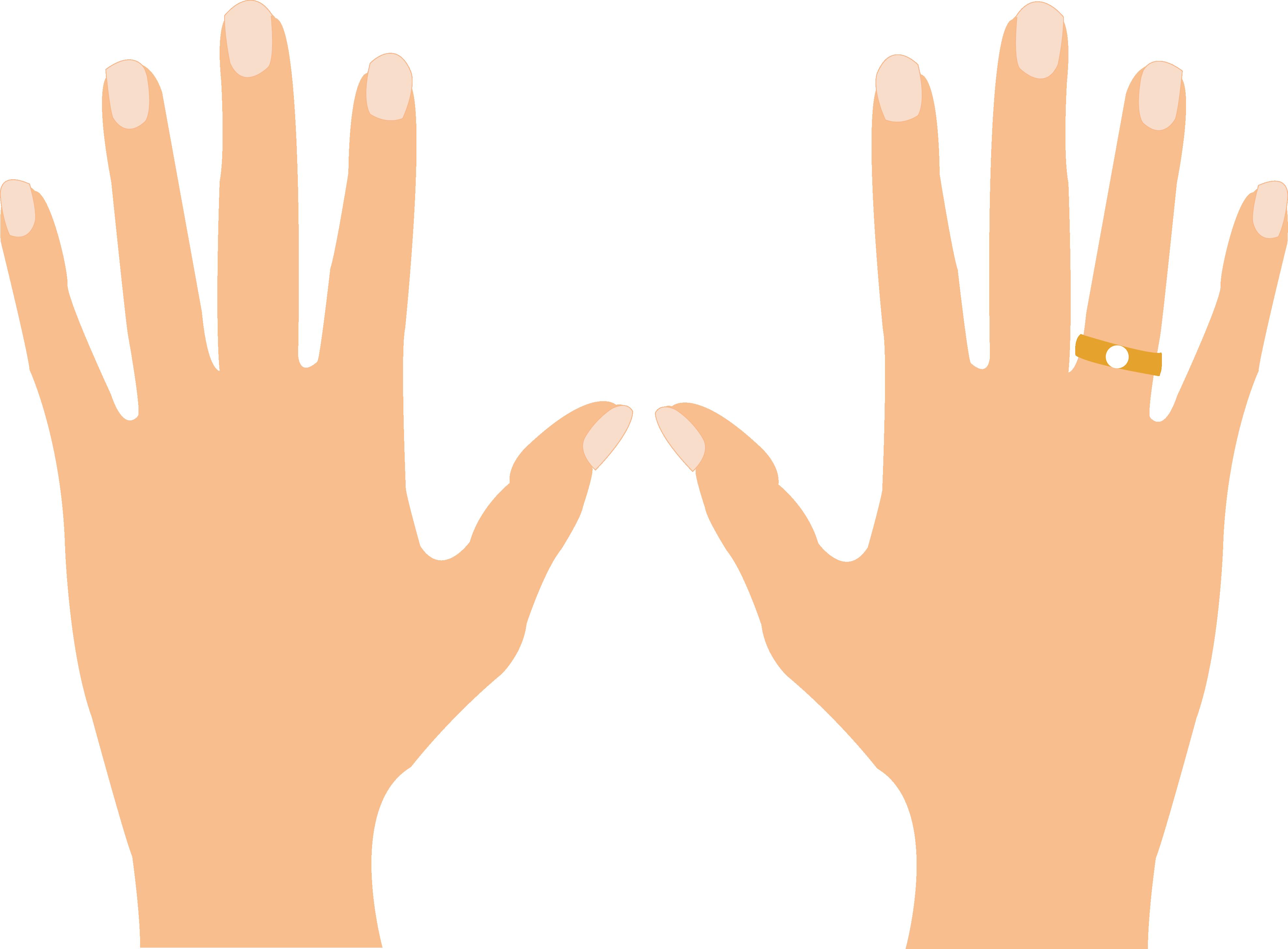 Verlobungsring welche Hand _ Verlobung USA _ 1
