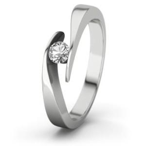 Verlobungsringe Silber